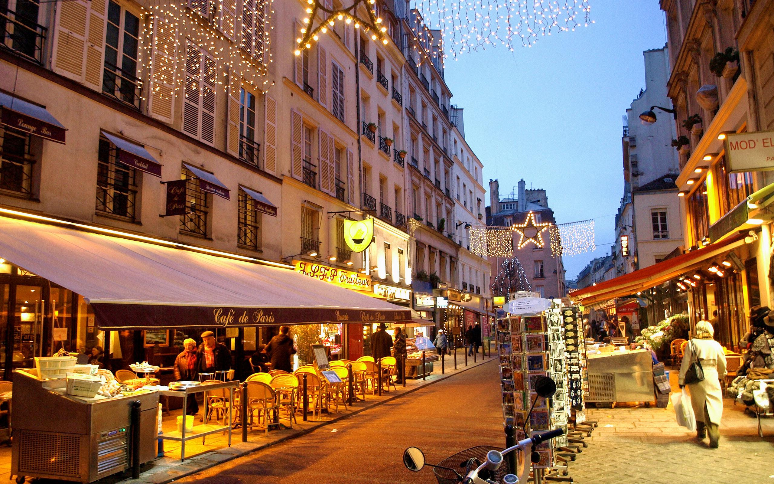 Hotel Nel Quartiere Latino Di Parigi